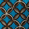 Geométrico turquesa