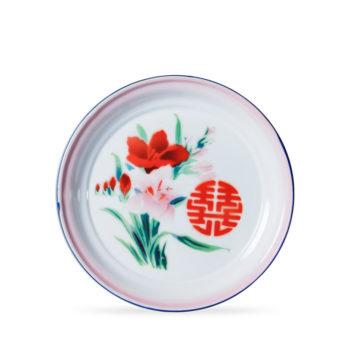 Bandeja para decoración de inspiración asiática
