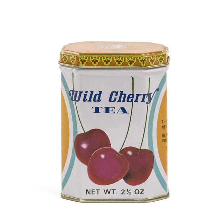 Cajita para té sabor cereza
