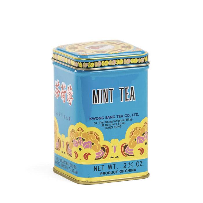 Recipiente para té importado de China