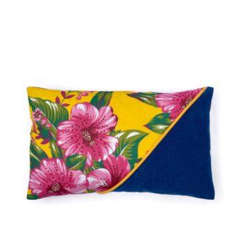 Cushion cover chita fabric Brazil