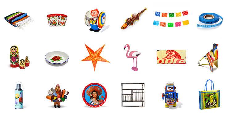 Algunos de los productos que puedes encontrar en Fantastik
