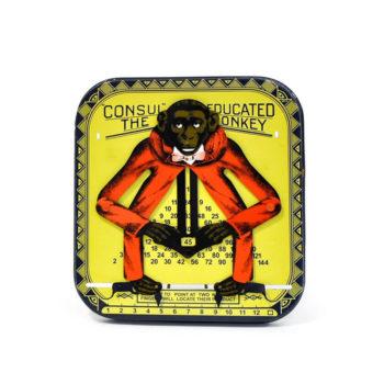 Mono Calculadora Juguete mecánico