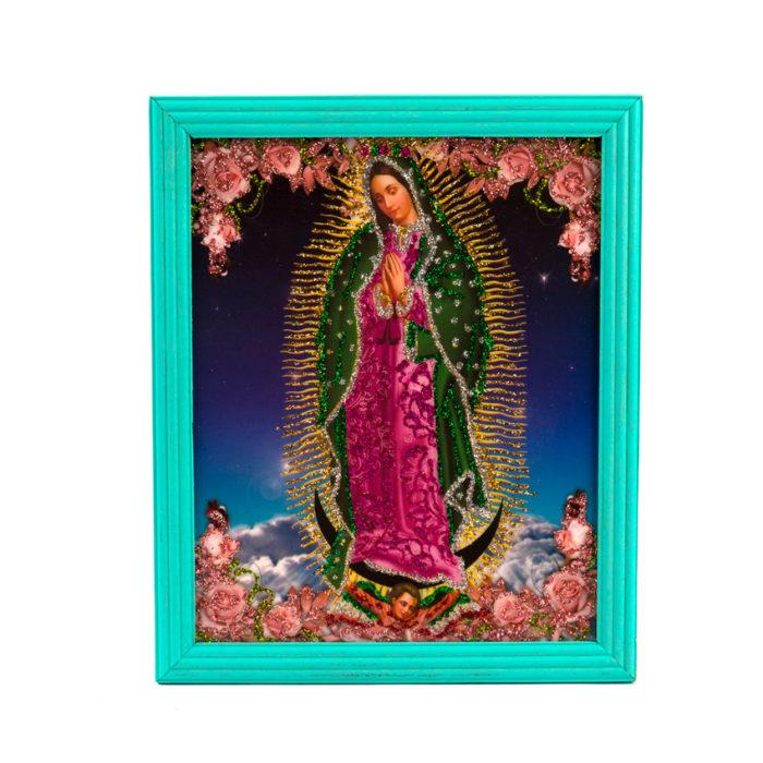 cuadro virgen guadalupe