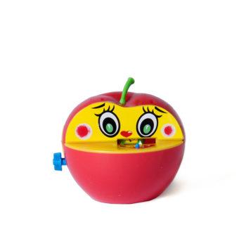 Hucha manzana
