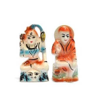 Ídolo cerámica indio