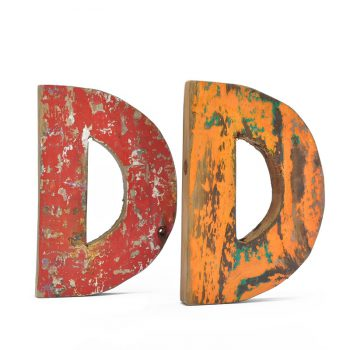 letra de mader para decorar
