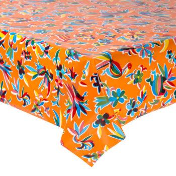 Mantel de hule plástico - modelo Oaxaca