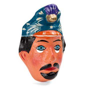Máscara artesanía mexicana
