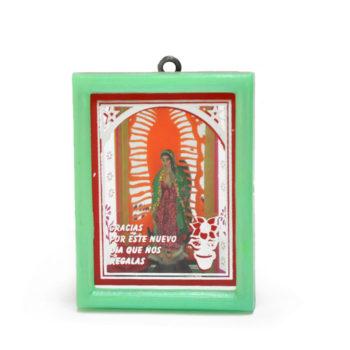 Capilla Virgen Guadalupe pequeña