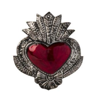Corazón hojalata