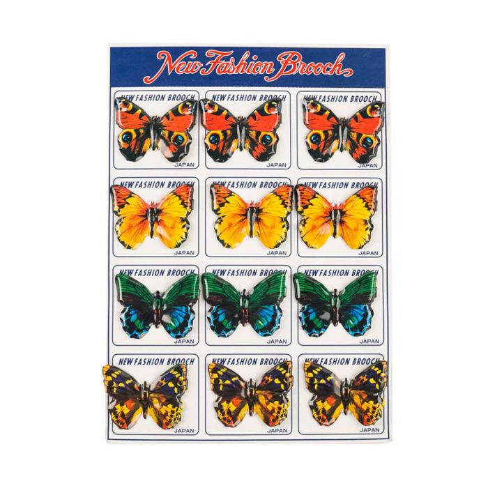 Pins mariposas