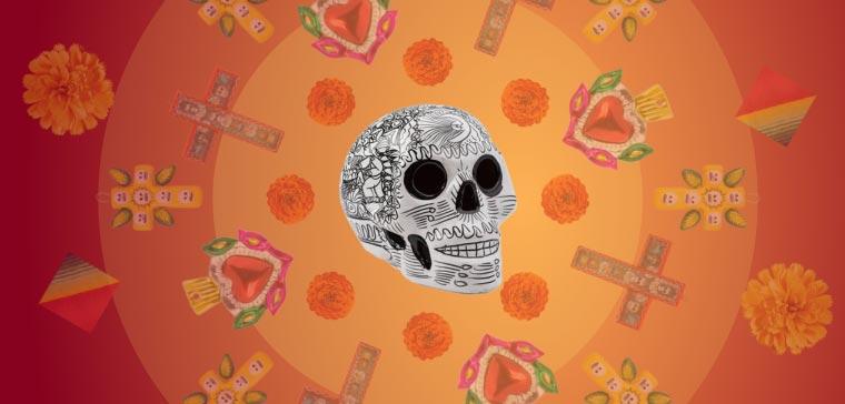 Celebración del Día de Muertos en Fantastik Bazar